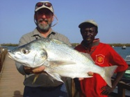 IGFA - All Tackle World Record - Sunpat Grunt - The Gambia