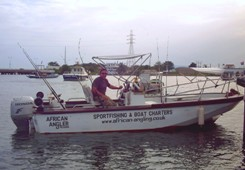 Boston Whaler - African Angler