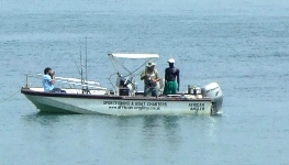 'The African-Angler' Boston Whaler Sportfisher